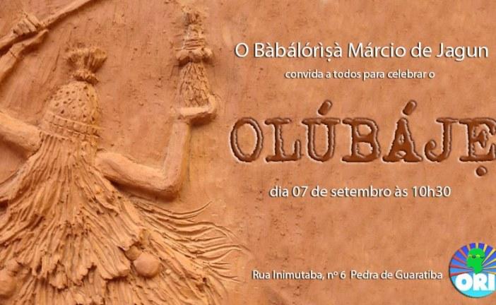 Marcio de Jagun celebra Olubajé em seu asé