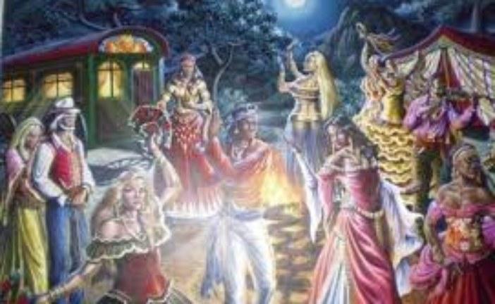 Os ciganos de Jerusalém