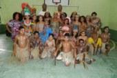 Escola Valéria Cristina ensina cultura afro-brasileira com apresentação musical