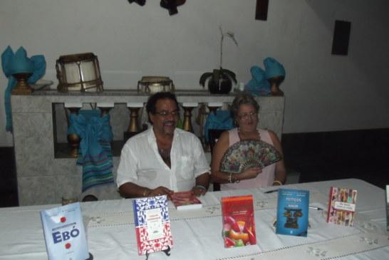 Banquetes, de Odé Kileui e Vera de Osogiyan é lançado no Rio