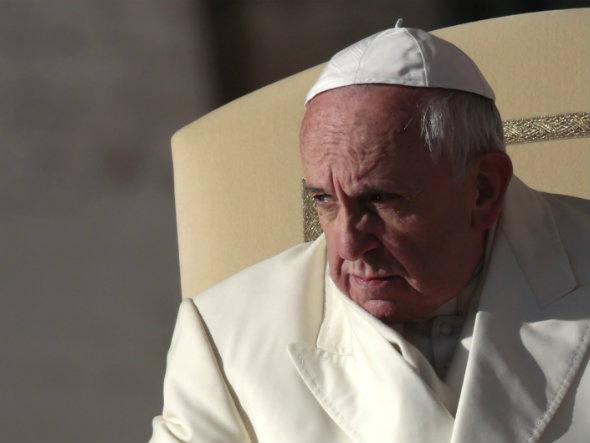 """Papa Francisco: para o Pontífice, há países """"em que no papel garantem a liberdade e os direitos humanos"""""""