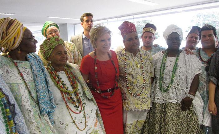 Terreiro Ilê Axé Oxumarê agora é patrimônio histórico e cultural do Brasil