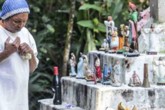 Conheça o Santuário Nacional de Umbanda