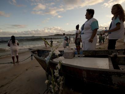 No dia de Iemanjá, devotos pedem graças, paz interior e sorte no amor Foto: Getty Images