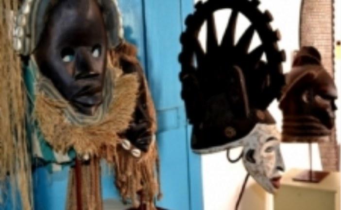 Museu Afro de Laranjeiras recebe a 'Arte in África'