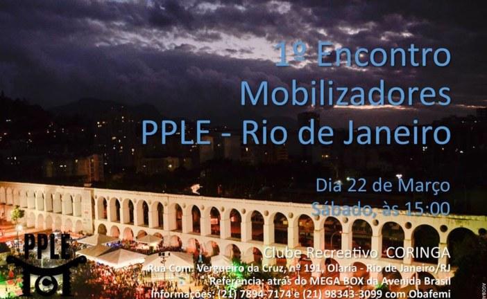 PPLE promove encontro para definir diretório municipal