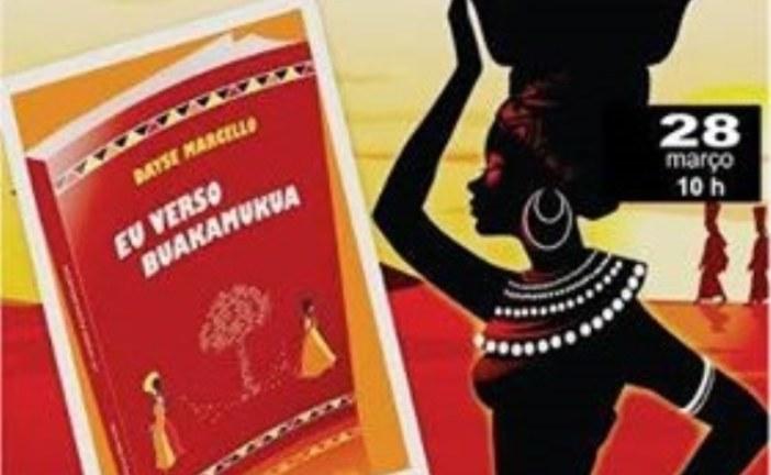 Livro de poesias afro é lançado em Nilópolis