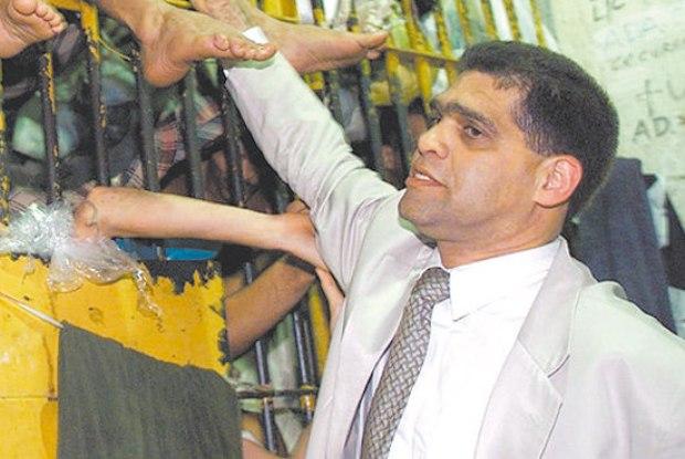 Marcos Pereira foi condenado a 15 anos de prisão por estupro. Ele nega acusação Foto:  Alexandre Brum / Agência O Dia