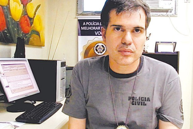 Delegado Antônio Furtado, da 93ª DP (Volta Redonda): recomendações para evitar falsos pastores Foto:  Divulgação