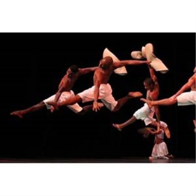 Espetáculo Herança Sagrada, do Balé Folclórico da Bahia