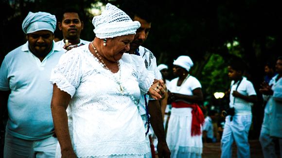 Religiões de matrizes africanas não celebram Páscoa. Créditos: Gabriel Tôrres