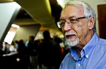 Robert Slenes, um dos debatedores