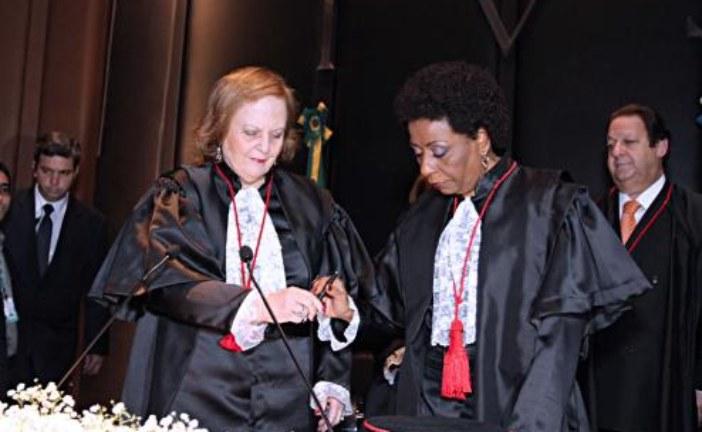 Tribunal de Justiça do Rio empossa sua primeira desembargadora negra