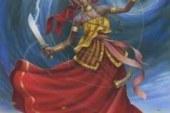 Oyá Onira (Senhora de Irá)