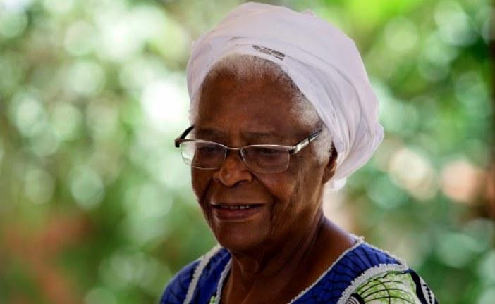 Soterópolis: Mãe Stella de Oxóssi