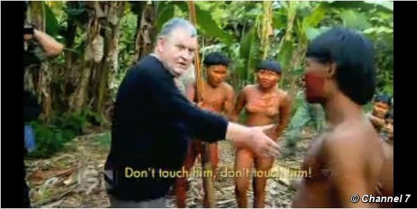 Reportagem foi exibida pelo Channel 7 em 2011  (Imagem: Reprodução)