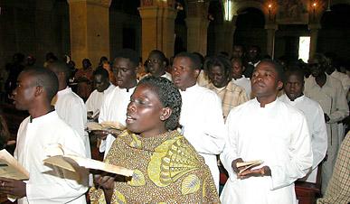 Sudão proíbe construção de igrejas