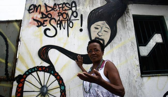 Segundo Antônia Barbosa vizinho já a maeaçou de morte e espancamentos