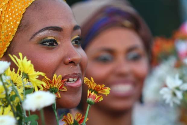 Cultura negra em Pernambuco é rica na história, nas manifestações culturais e nos costumes, que são partilhados por vários grupos étnicos. Foto: Cristiane Silva/Esp.DP/D.A Press