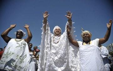 FERNANDO FRAZÃO/AGÊNCIA BRASIL Para deputado, governo Lula deu visibilidade as comunidades religiosas de matrizes africanas