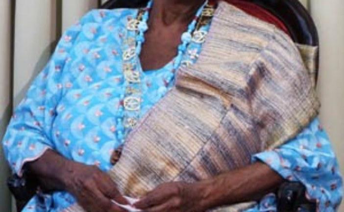 Homenageada da Flica, Mãe Stella afirma: 'Se não registra, o vento leva'