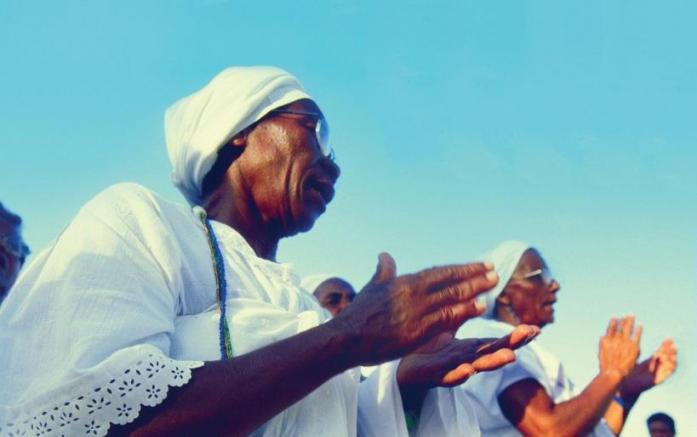 Representantes de religiões afro participarão detreinamento de policiais para combater intolerância religiosa.Foto: Agecom/ Bahia