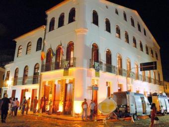 Divulgação  Em dezembro, a Casa do Benin será reinaugurada