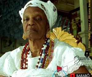 Mãe Tatá de Oxum recebe homenagem em forma de livro. Foto: Divulgação