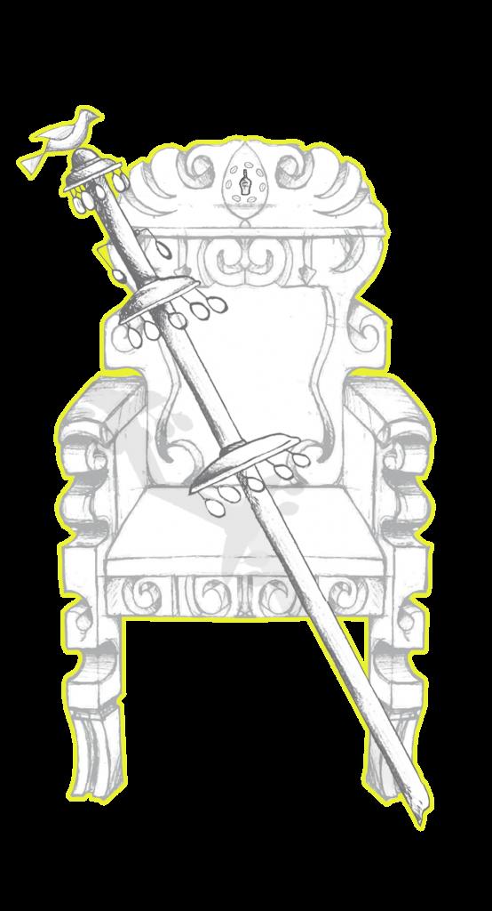 SELO OBA AL-MAROUK NO BRASIL(Sombra Amarela