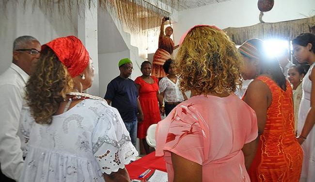 Ascom l Sepromi Ao final do encontro, os participantes proferiram orações, ecumenicamente