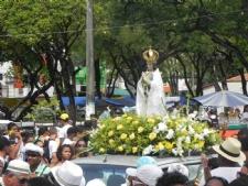 No candomblé,Nossa Senhora da Conceição é representada por Oxum