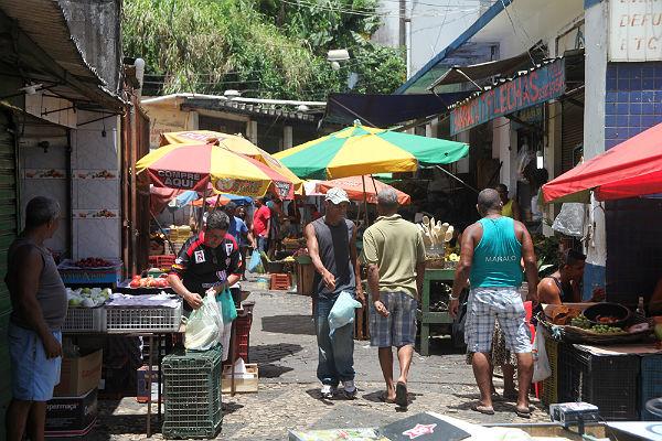 Foto: Francisco Galvão 7 Portas: uma das feiras livres mais tradicionais de Salvador