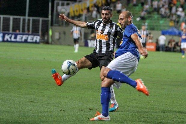 O futebol mineiro foi o grande vitorioso em 2014, com a conquista do Brasileirão pelo Cruzeiro e da Copa do Brasil pelo Atlético