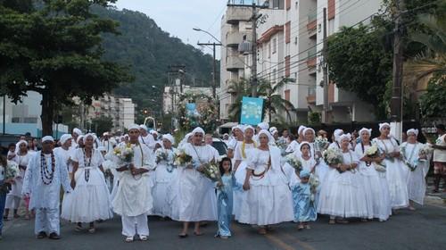 Evento se tornou tradicional na Cidade e congrega as religiões de matrizes africanas (Foto: Roberto Sander/PMG)