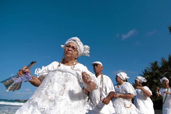 Divulgação Curta Encantarias investiga manifestações religiosas de matriz afro e indígena