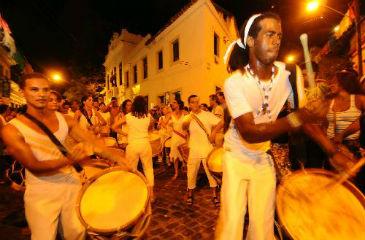 Noite Para os Tambores Silenciosos de Olinda reverencia fé e cultura afro