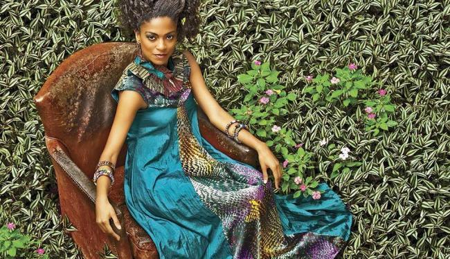 Leandro Martins | Divulgação A autora destaca como a moda afro-brasileira é rica em acessórios, estampas, babados e cores
