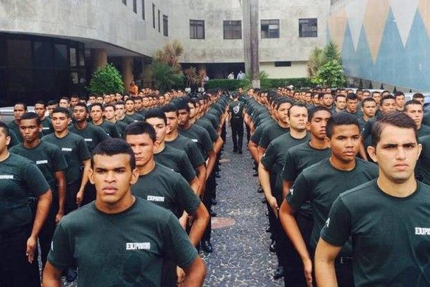 'Gladiadores do Altar' da Universal provocam polêmica e já atraem jovens do Rio Foto:Reprodução Facebook