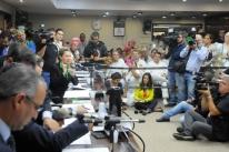 MARCELO BERTANI/ALRS/DIVULGAÇÃO/JC  Sala da comissão foi lotada por representantes de cultos afro-religiosos