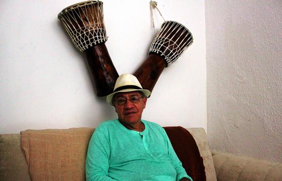 Há 15 anos sem gravar, Roque Ferreira lança o autoral Terreiros (Foto: Divulgação)