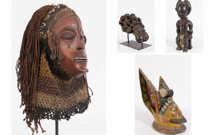 Livro reúne produção artística de 13 povos da África