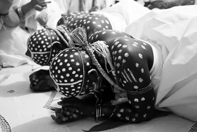 """A fotógrafa leva a cultura afrobaiana para o Uruguai, através daexposição """"O Renascer na Casa de Exu""""/ Foto: Andréa Magnoni"""