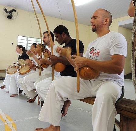 Foto: Reprodução/Male Capoeira