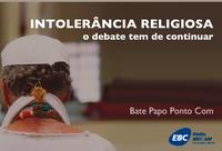 Intolerância religiosaEBC