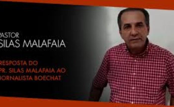 "Em debate sobre intolerância religiosa, Boechat exclama ""Malafaia, vai procurar uma r*la"""