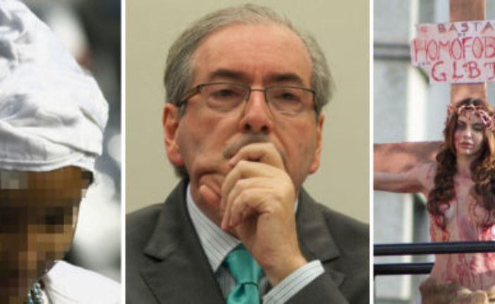 Cunha defende debate sobre intolerância religiosa no projeto que torna Cristofobia crime hediondo