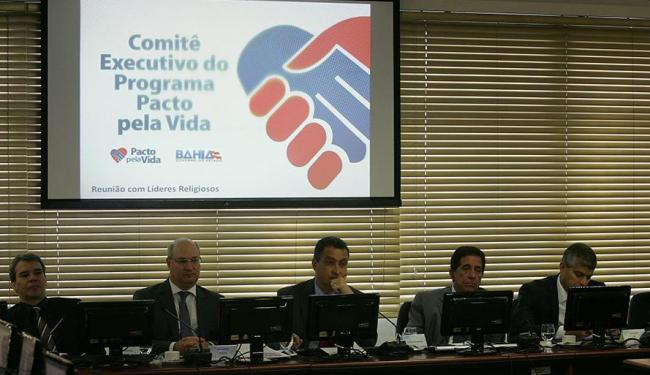Eduardo Martins | Ag. A TARDE Rui Costa anunciou que próximo encontro será com grupos culturais