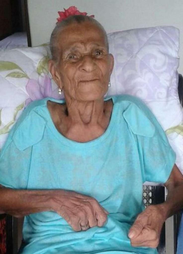 Mãe Dede de Iansã, como era conhecida a ialorixá, tinha 90 anos Foto: Secretaria da Promoção da Igualdade Racial da Bahia / Reprodução