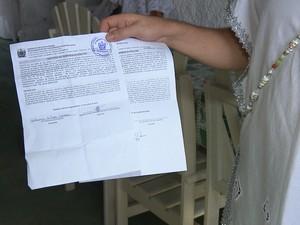 Boletins registrados (Foto :Reprodução/TV Paraíba)