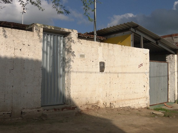 Terreiro fica localizado no bairro Jardim Borborema, em Campina Grande (Foto: Reprodução/TV Paraíba)